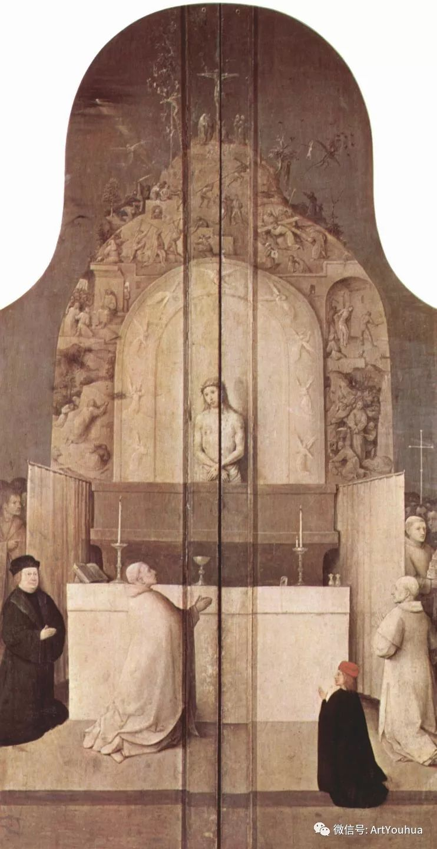 连载No.3 一生要知道的100位世界著名画家之希罗尼穆斯·波希插图26