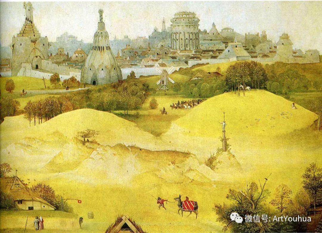 连载No.3 一生要知道的100位世界著名画家之希罗尼穆斯·波希插图27