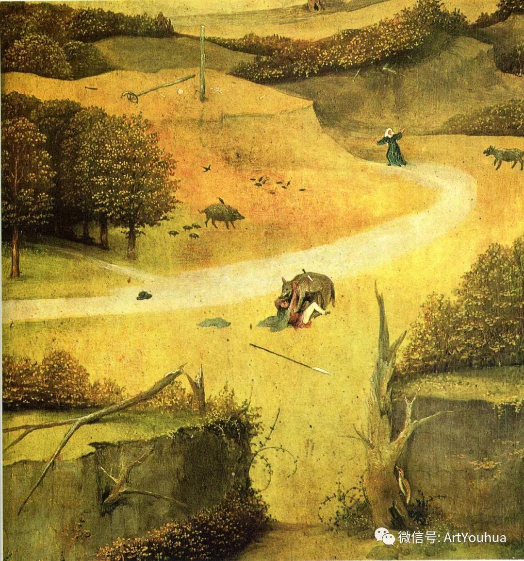 连载No.3 一生要知道的100位世界著名画家之希罗尼穆斯·波希插图28