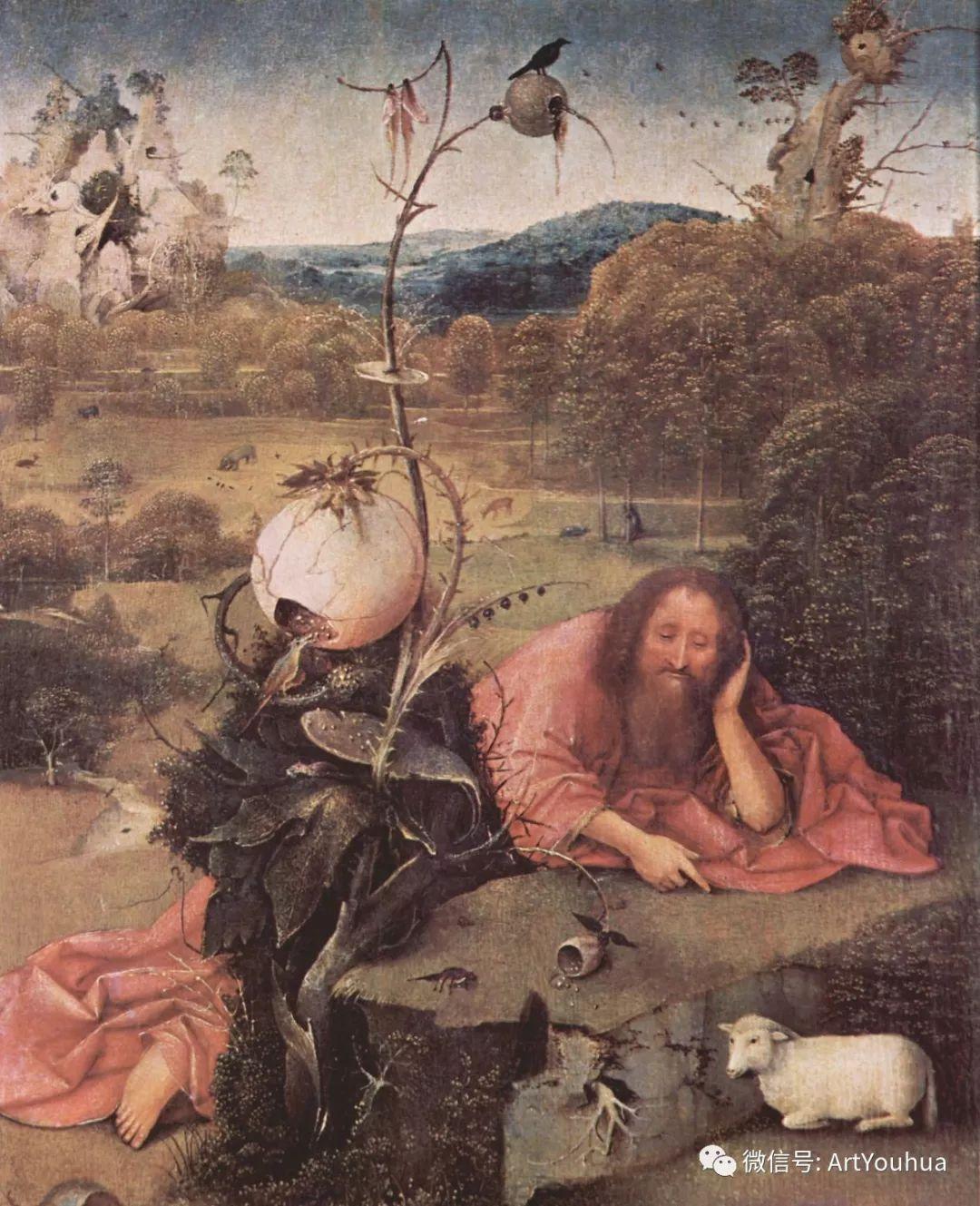 连载No.3 一生要知道的100位世界著名画家之希罗尼穆斯·波希插图30