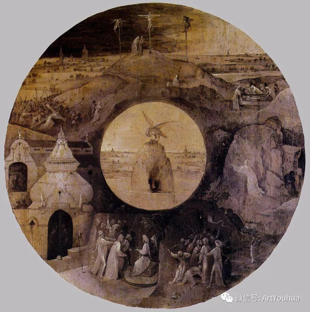 连载No.3 一生要知道的100位世界著名画家之希罗尼穆斯·波希插图31