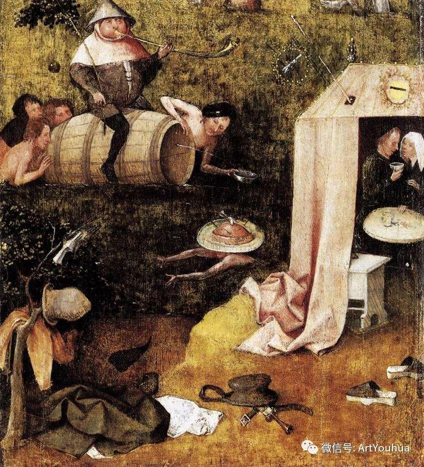 连载No.3 一生要知道的100位世界著名画家之希罗尼穆斯·波希插图32