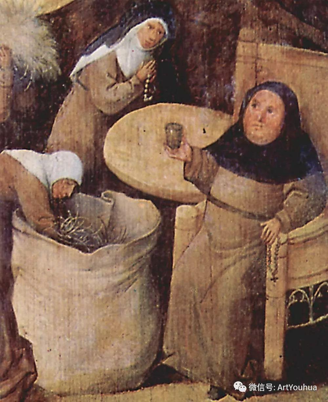 连载No.3 一生要知道的100位世界著名画家之希罗尼穆斯·波希插图34