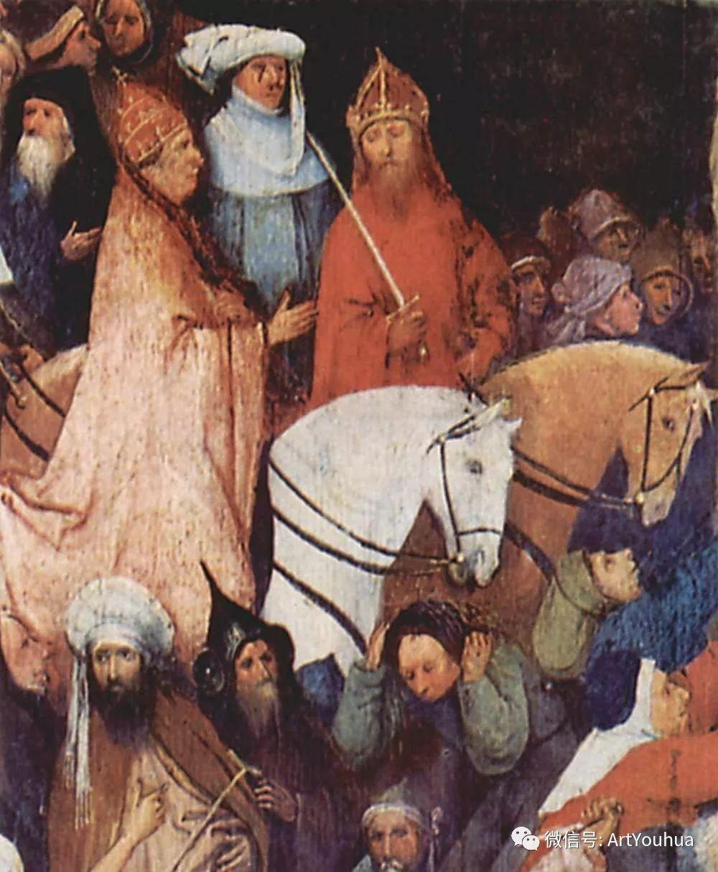 连载No.3 一生要知道的100位世界著名画家之希罗尼穆斯·波希插图35