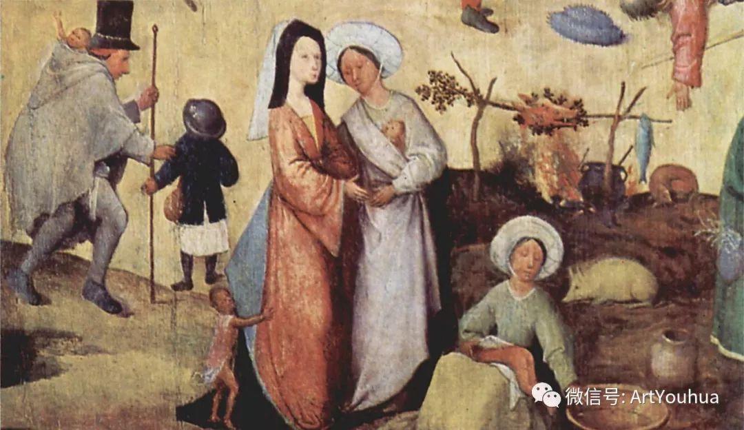 连载No.3 一生要知道的100位世界著名画家之希罗尼穆斯·波希插图36