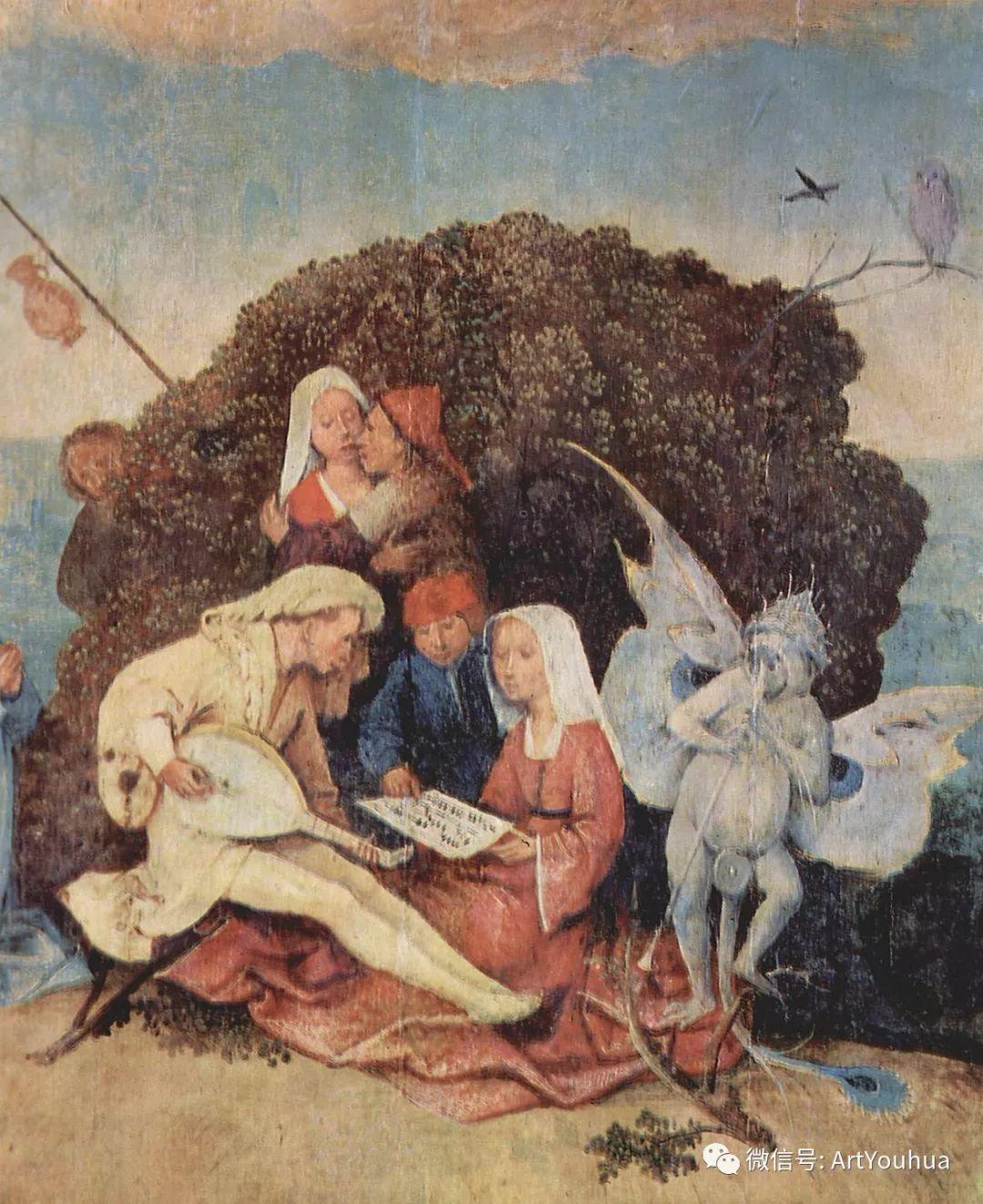 连载No.3 一生要知道的100位世界著名画家之希罗尼穆斯·波希插图37