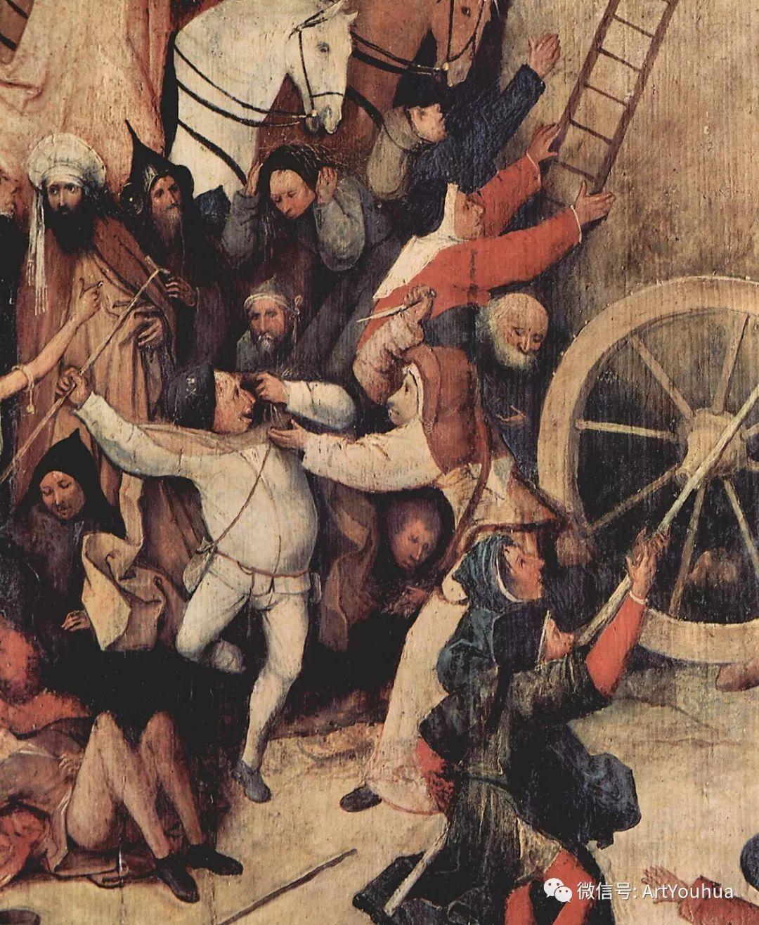 连载No.3 一生要知道的100位世界著名画家之希罗尼穆斯·波希插图38