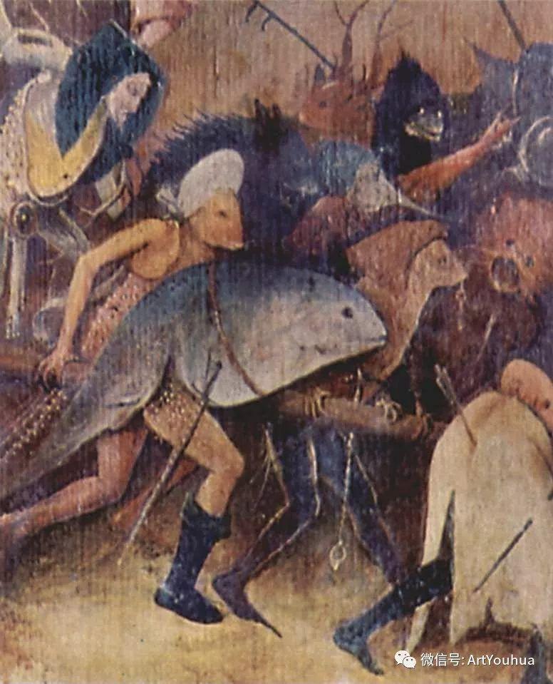 连载No.3 一生要知道的100位世界著名画家之希罗尼穆斯·波希插图39