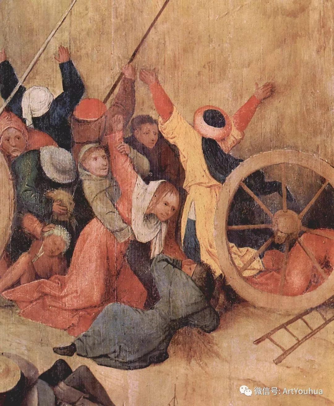 连载No.3 一生要知道的100位世界著名画家之希罗尼穆斯·波希插图40