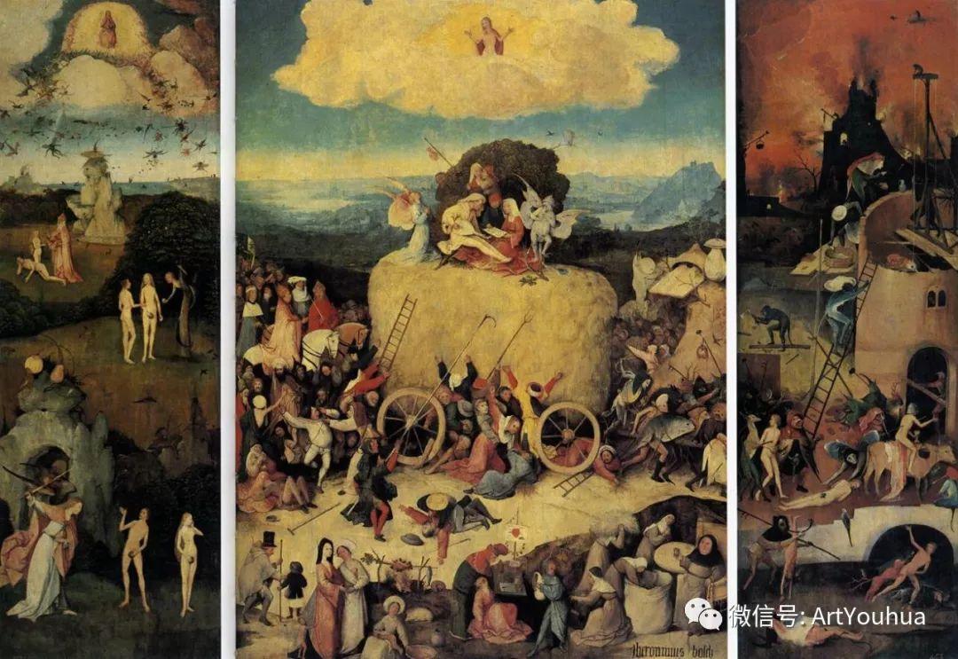 连载No.3 一生要知道的100位世界著名画家之希罗尼穆斯·波希插图41