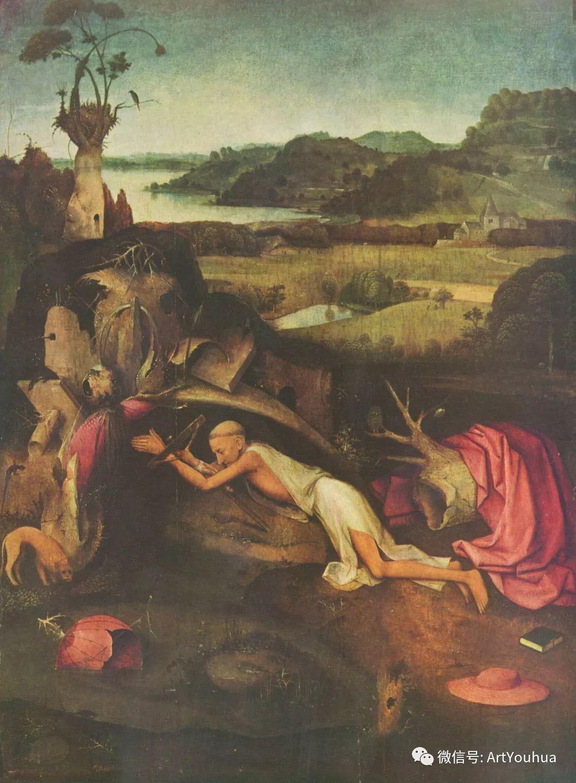 连载No.3 一生要知道的100位世界著名画家之希罗尼穆斯·波希插图42
