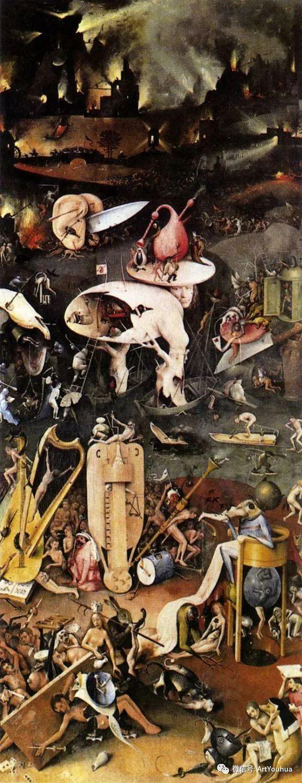 连载No.3 一生要知道的100位世界著名画家之希罗尼穆斯·波希插图44
