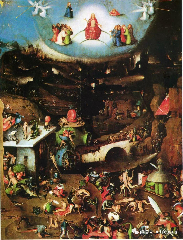 连载No.3 一生要知道的100位世界著名画家之希罗尼穆斯·波希插图45