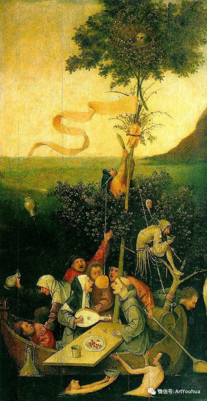 连载No.3 一生要知道的100位世界著名画家之希罗尼穆斯·波希插图46