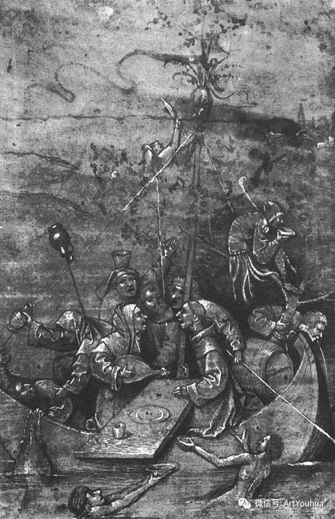 连载No.3 一生要知道的100位世界著名画家之希罗尼穆斯·波希插图47