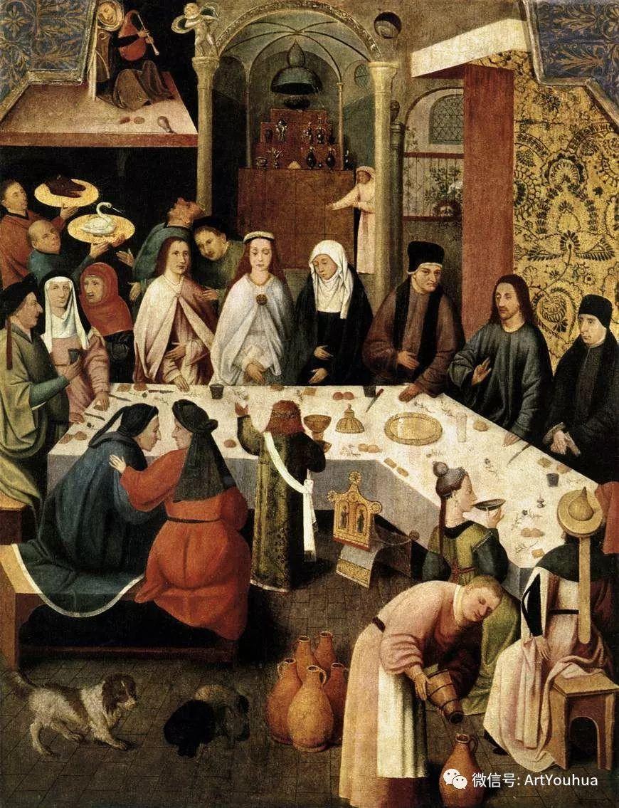 连载No.3 一生要知道的100位世界著名画家之希罗尼穆斯·波希插图48