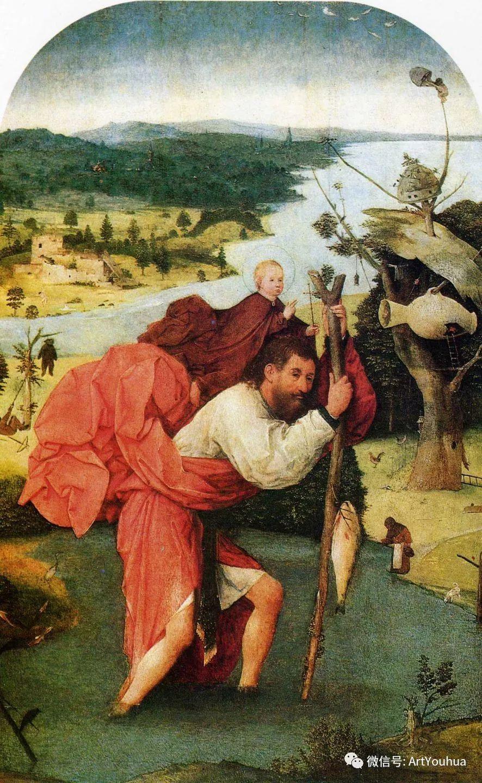 连载No.3 一生要知道的100位世界著名画家之希罗尼穆斯·波希插图49