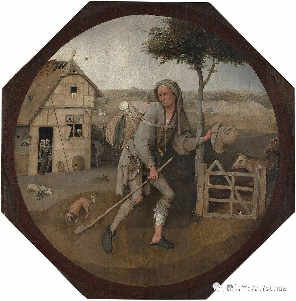 连载No.3 一生要知道的100位世界著名画家之希罗尼穆斯·波希插图50