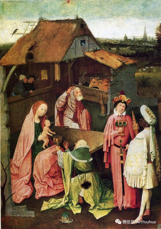 连载No.3 一生要知道的100位世界著名画家之希罗尼穆斯·波希插图51