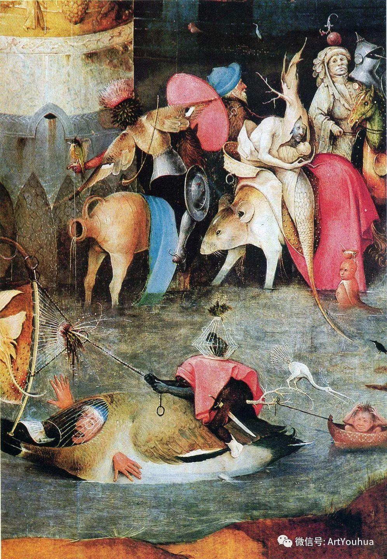 连载No.3 一生要知道的100位世界著名画家之希罗尼穆斯·波希插图52