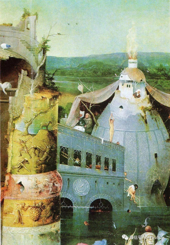 连载No.3 一生要知道的100位世界著名画家之希罗尼穆斯·波希插图53