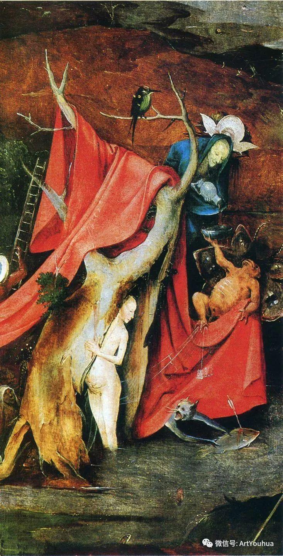 连载No.3 一生要知道的100位世界著名画家之希罗尼穆斯·波希插图54
