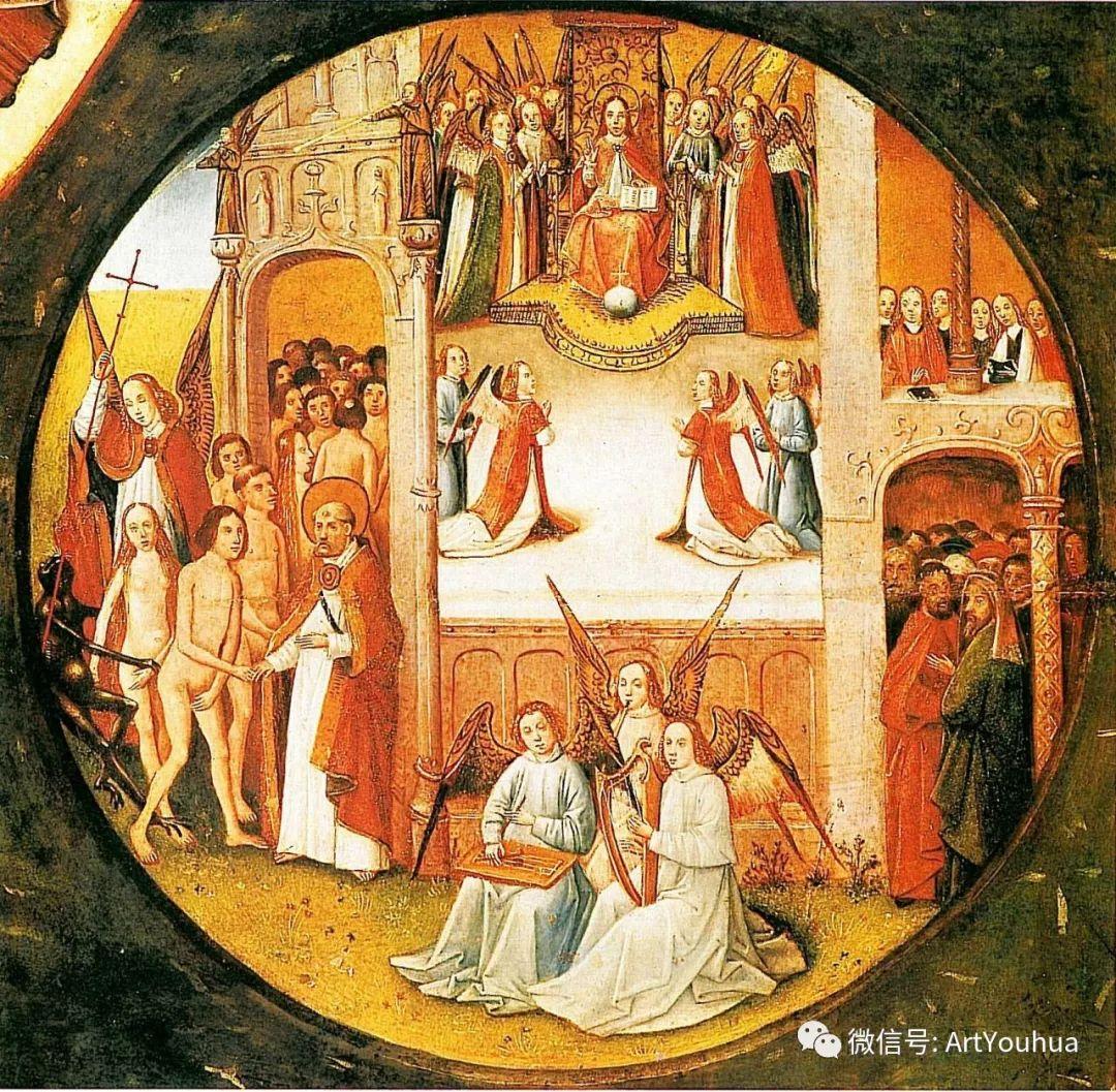 连载No.3 一生要知道的100位世界著名画家之希罗尼穆斯·波希插图56