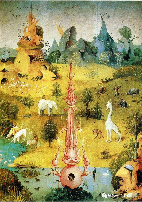 连载No.3 一生要知道的100位世界著名画家之希罗尼穆斯·波希插图57