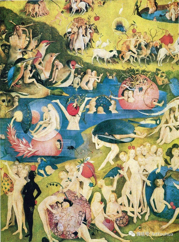 连载No.3 一生要知道的100位世界著名画家之希罗尼穆斯·波希插图59