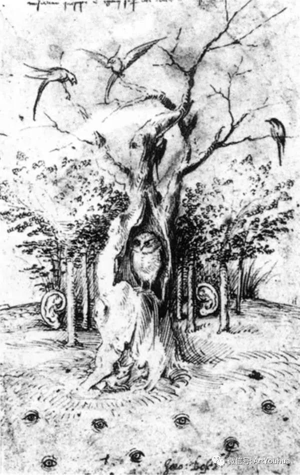 连载No.3 一生要知道的100位世界著名画家之希罗尼穆斯·波希插图61