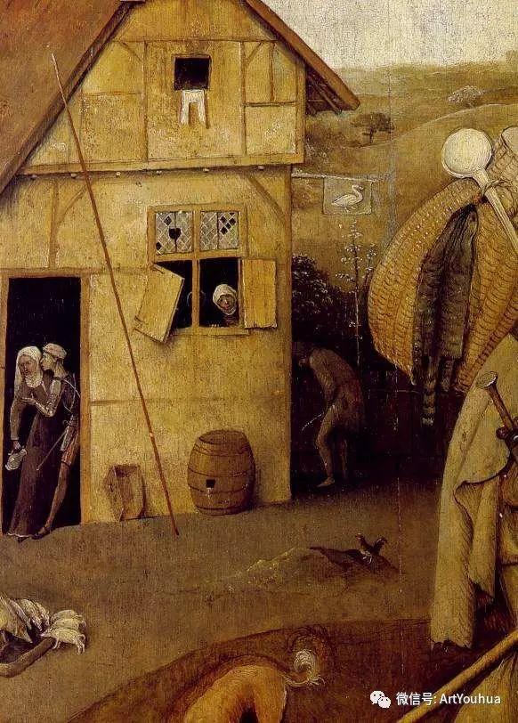 连载No.3 一生要知道的100位世界著名画家之希罗尼穆斯·波希插图62