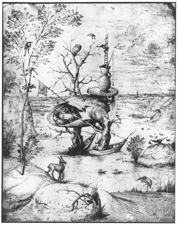 连载No.3 一生要知道的100位世界著名画家之希罗尼穆斯·波希插图63