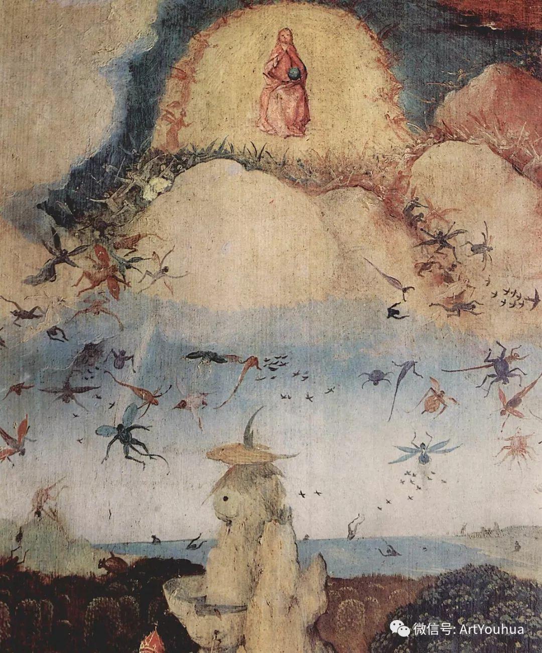 连载No.3 一生要知道的100位世界著名画家之希罗尼穆斯·波希插图64