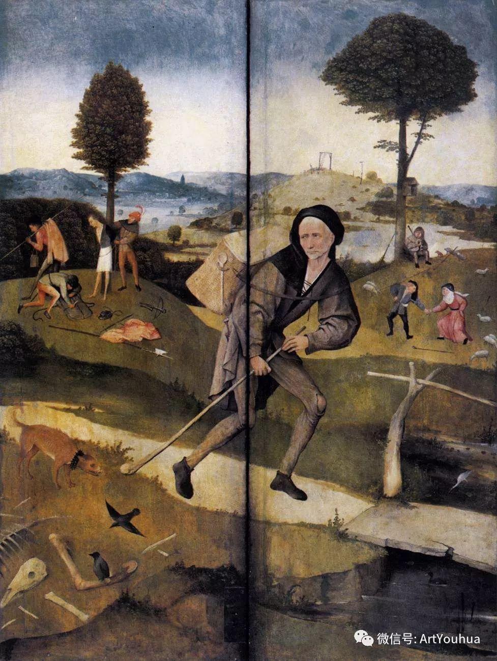 连载No.3 一生要知道的100位世界著名画家之希罗尼穆斯·波希插图65