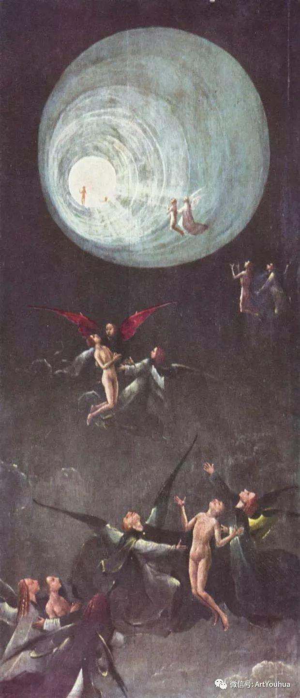 连载No.3 一生要知道的100位世界著名画家之希罗尼穆斯·波希插图66