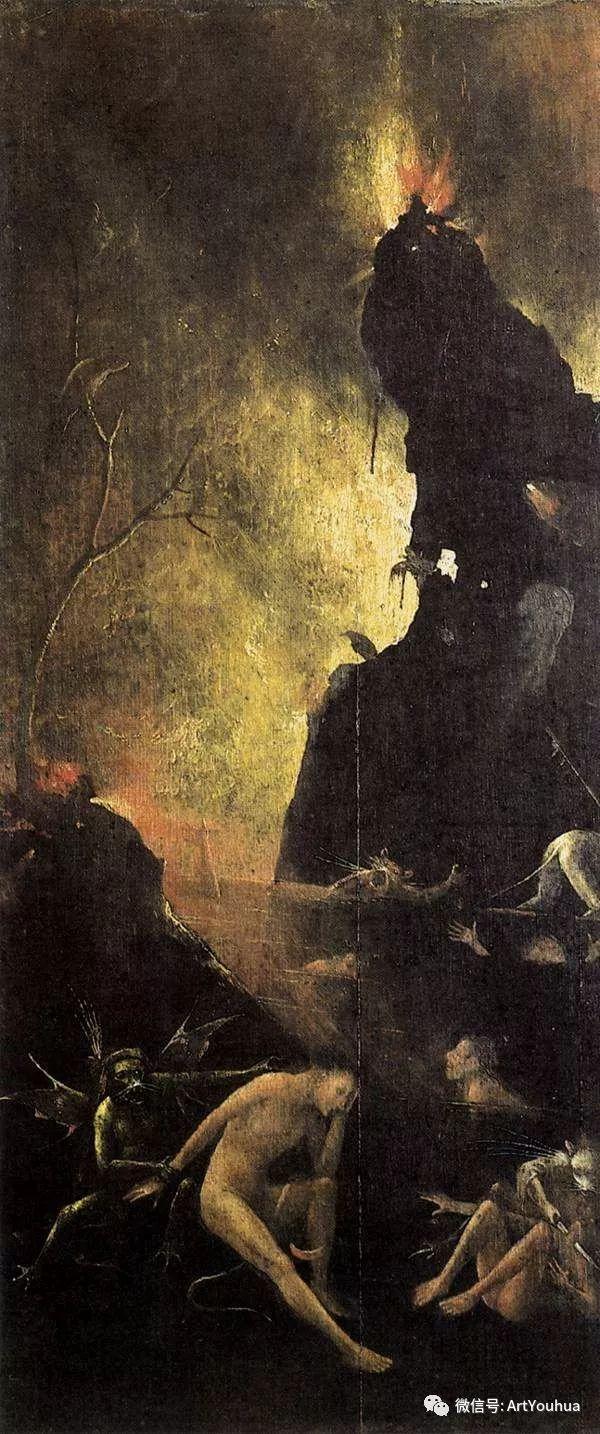 连载No.3 一生要知道的100位世界著名画家之希罗尼穆斯·波希插图67