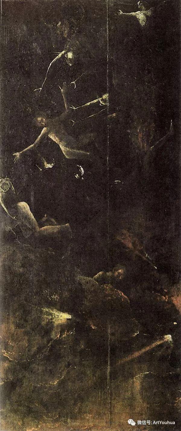 连载No.3 一生要知道的100位世界著名画家之希罗尼穆斯·波希插图68