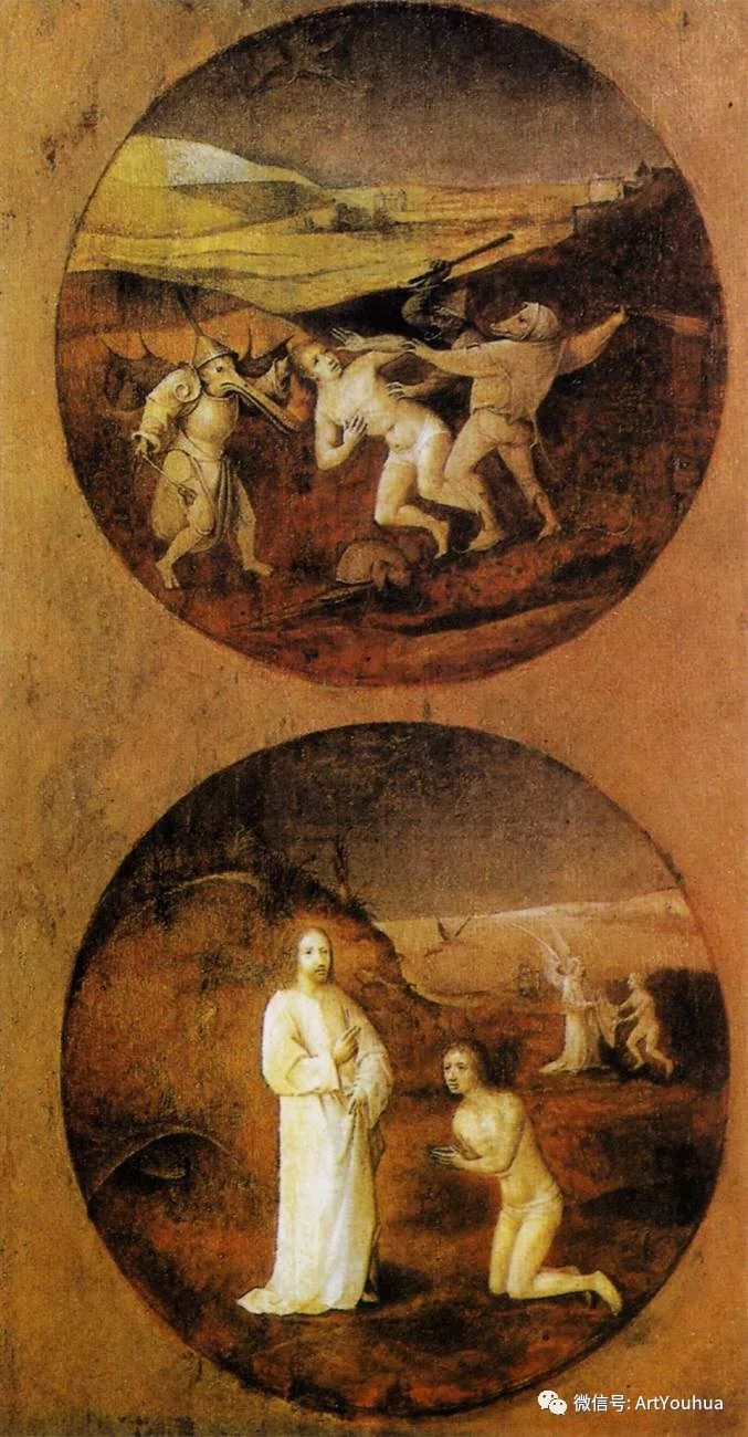 连载No.3 一生要知道的100位世界著名画家之希罗尼穆斯·波希插图69