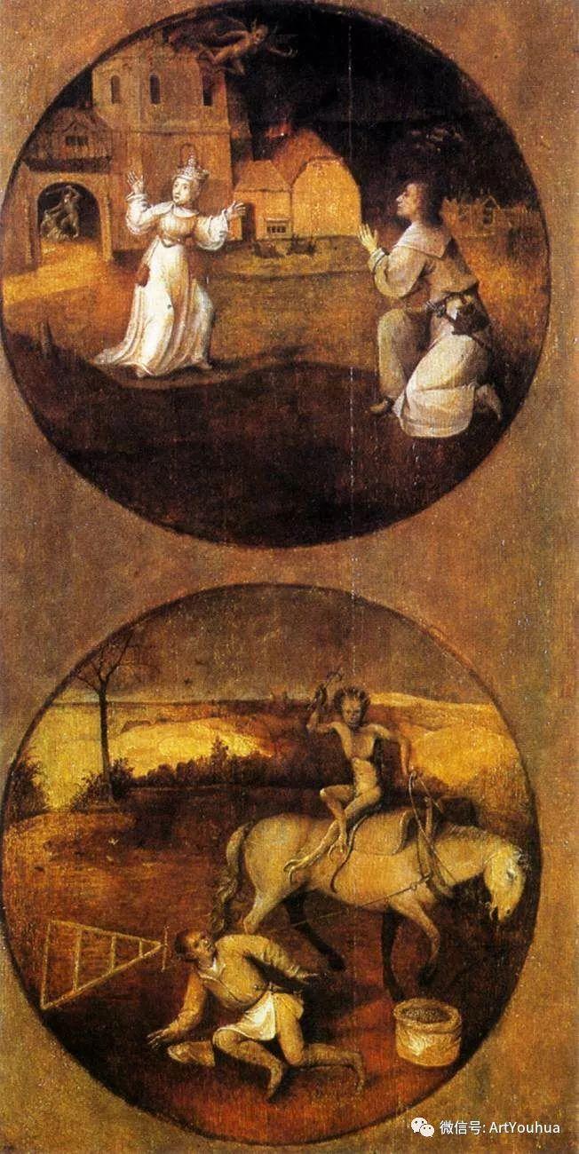 连载No.3 一生要知道的100位世界著名画家之希罗尼穆斯·波希插图70