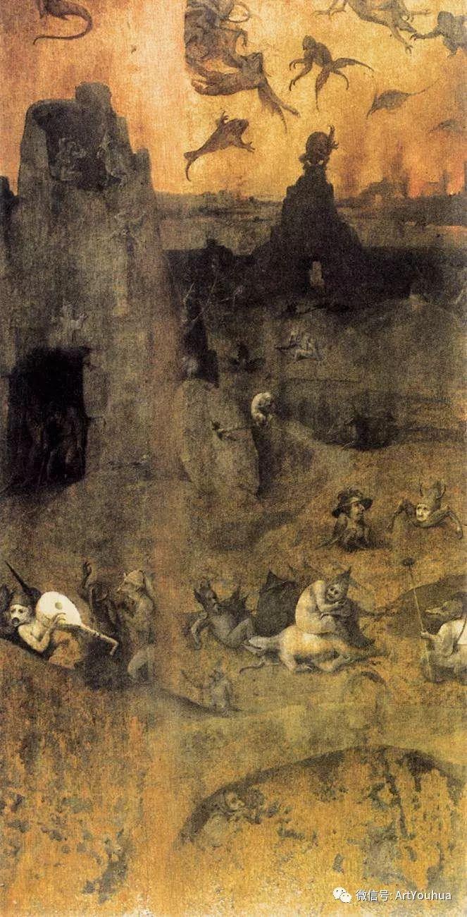 连载No.3 一生要知道的100位世界著名画家之希罗尼穆斯·波希插图72