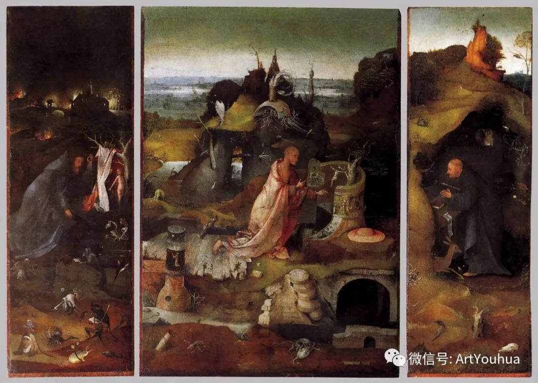 连载No.3 一生要知道的100位世界著名画家之希罗尼穆斯·波希插图73