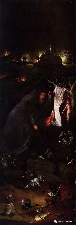 连载No.3 一生要知道的100位世界著名画家之希罗尼穆斯·波希插图74
