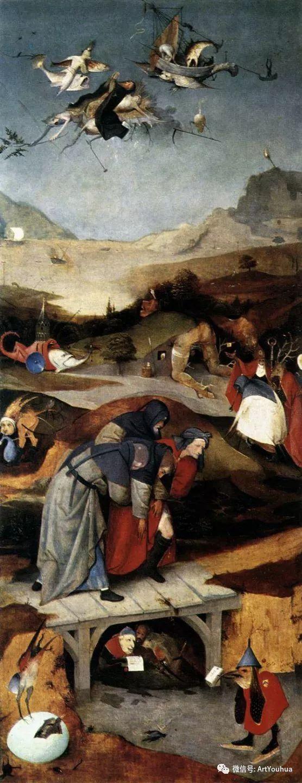 连载No.3 一生要知道的100位世界著名画家之希罗尼穆斯·波希插图77