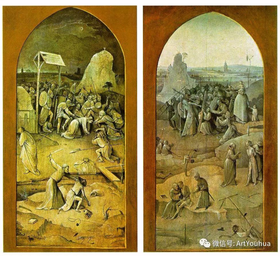 连载No.3 一生要知道的100位世界著名画家之希罗尼穆斯·波希插图78