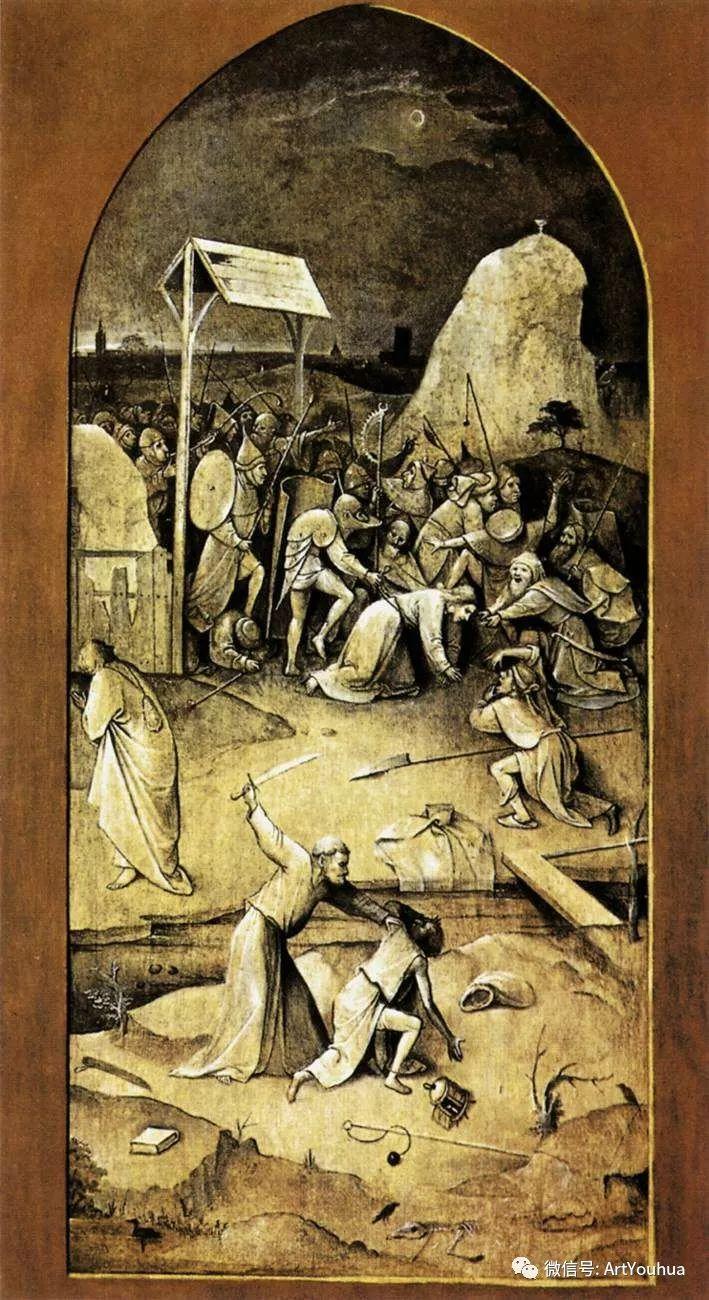 连载No.3 一生要知道的100位世界著名画家之希罗尼穆斯·波希插图79