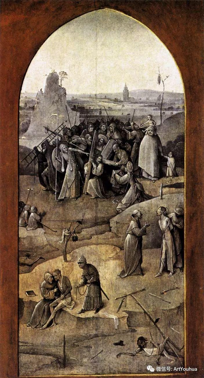 连载No.3 一生要知道的100位世界著名画家之希罗尼穆斯·波希插图80