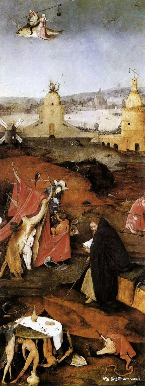 连载No.3 一生要知道的100位世界著名画家之希罗尼穆斯·波希插图81