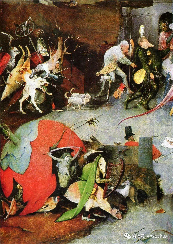 连载No.3 一生要知道的100位世界著名画家之希罗尼穆斯·波希插图83