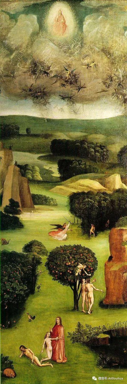 连载No.3 一生要知道的100位世界著名画家之希罗尼穆斯·波希插图86