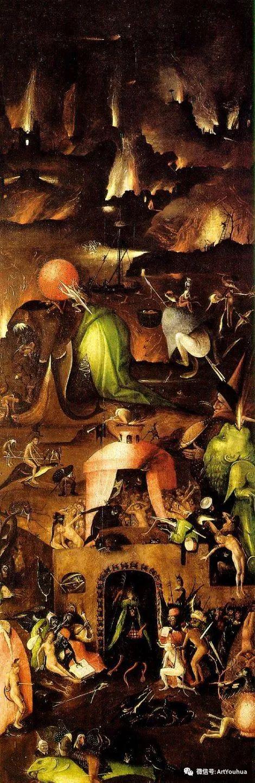 连载No.3 一生要知道的100位世界著名画家之希罗尼穆斯·波希插图87